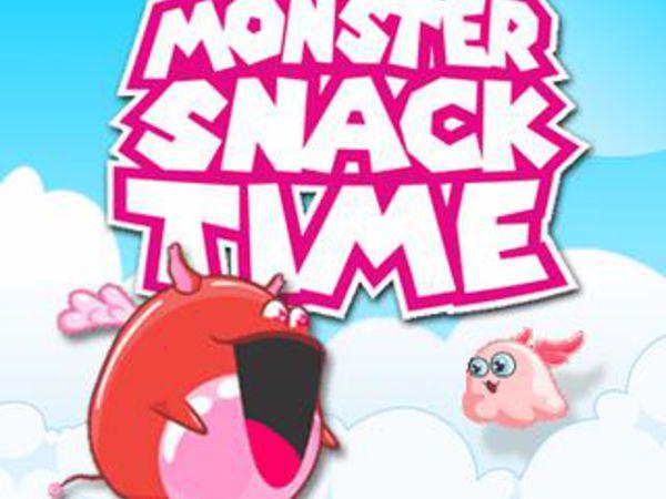 Bild zu Denken-Spiel Monster Snack Time