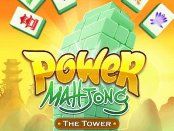Bild zu Klassiker-Spiel Power Mahjong: The Tower