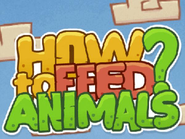 Bild zu Denken-Spiel How To Feed Animals