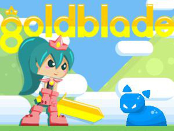 Bild zu Geschick-Spiel Princess Goldblade And The Dangerous Water