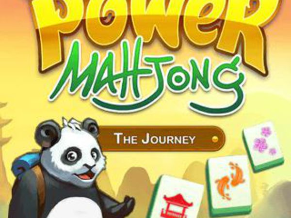 Bild zu Klassiker-Spiel Power Mahjong: The Journey