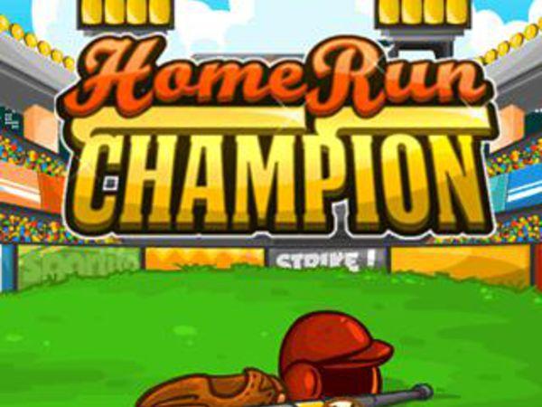 Bild zu Sport-Spiel Home Run Champion
