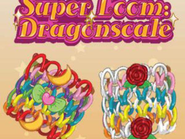 Bild zu Mädchen-Spiel Super Loom: Dragonscale