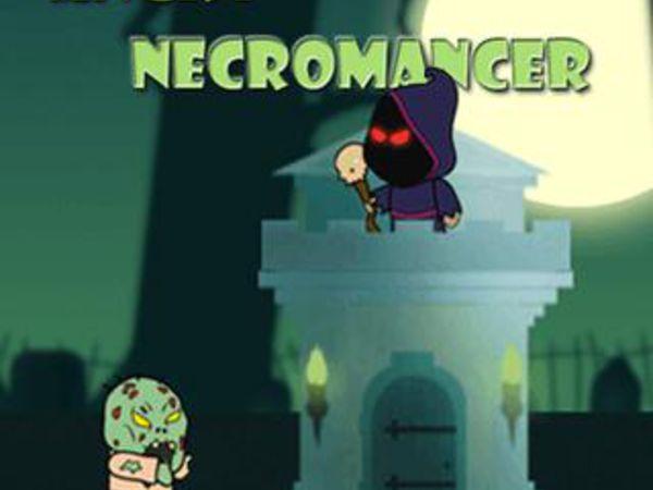 Bild zu HTML5-Spiel Angry Necromancer