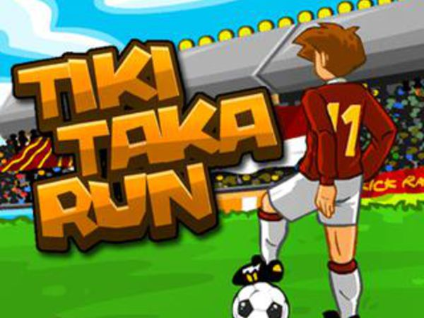 Bild zu Sport-Spiel Tiki Taka Run