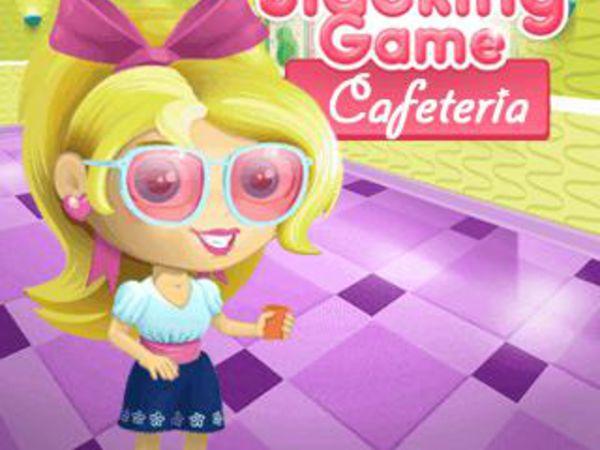 Bild zu Mädchen-Spiel Slacking Cafeteria