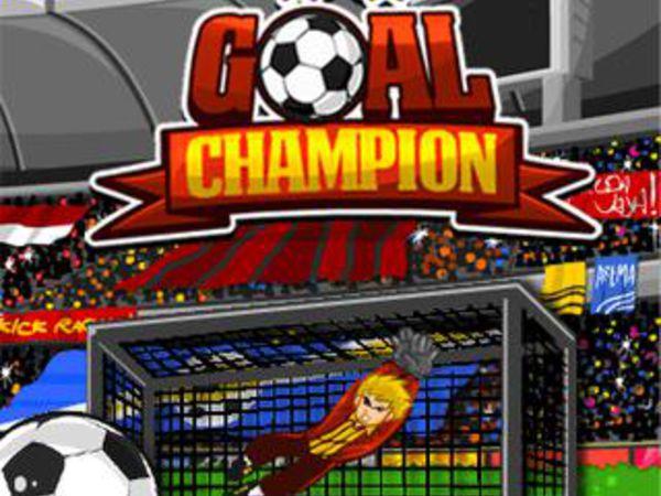 Bild zu Sport-Spiel Goal Champion
