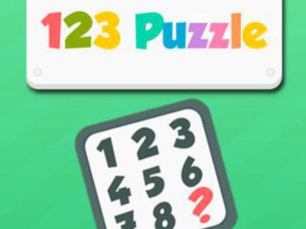 Bild zu HTML5-Spiel 123 Puzzle
