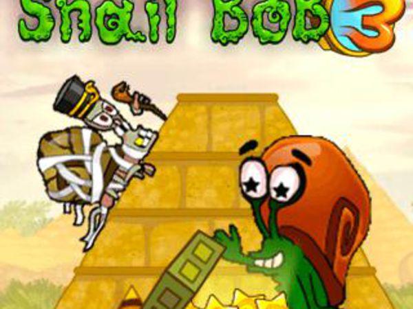 Bild zu Action-Spiel Snail Bob 3