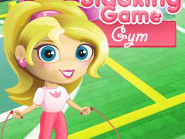 Bild zu Mädchen-Spiel Slacking Gym