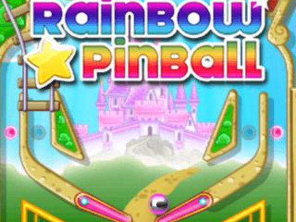 Bild zu Action-Spiel Rainbow Star Pinball