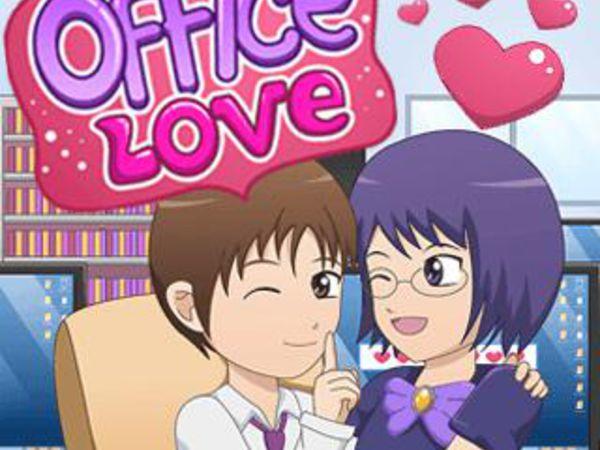 Bild zu Mädchen-Spiel Office Love