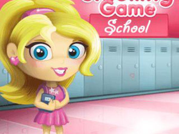 Bild zu Mädchen-Spiel Slacking School