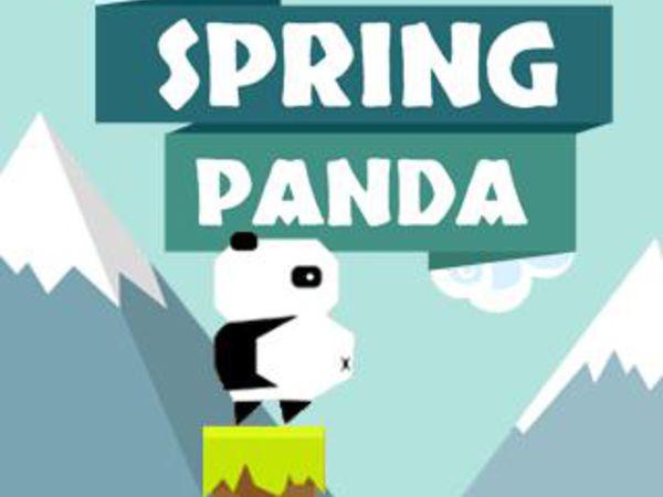 Bild zu Action-Spiel Spring Panda