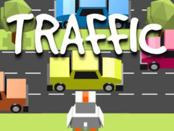 Bild zu HTML5-Spiel Traffic