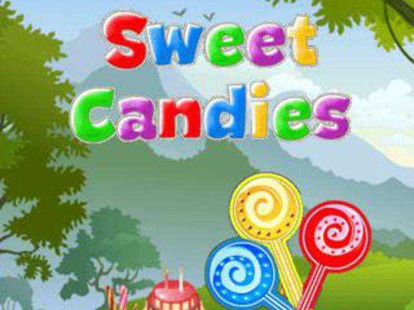 Bild zu Denken-Spiel Sweet Candies
