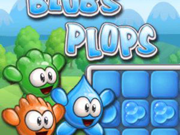 Bild zu Denken-Spiel Blobs Plops