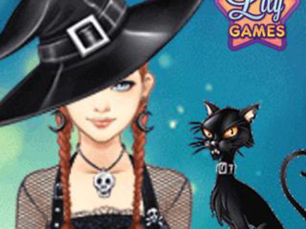 Bild zu Mädchen-Spiel Halloween Lily