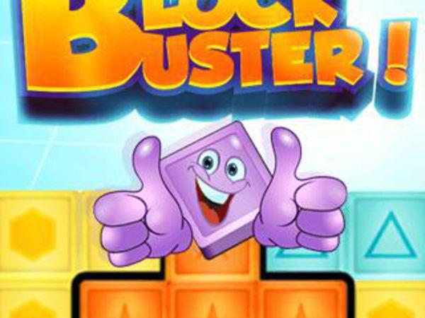 Bild zu Denken-Spiel Block Buster