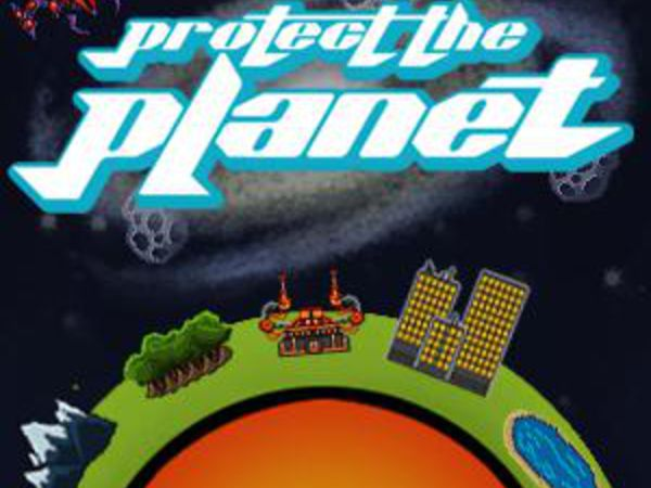 Bild zu Action-Spiel Protect The Planet