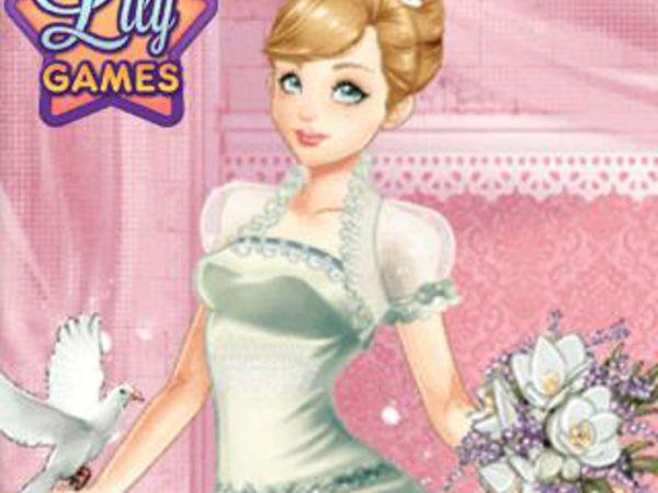 Bild zu Mädchen-Spiel Wedding Lily