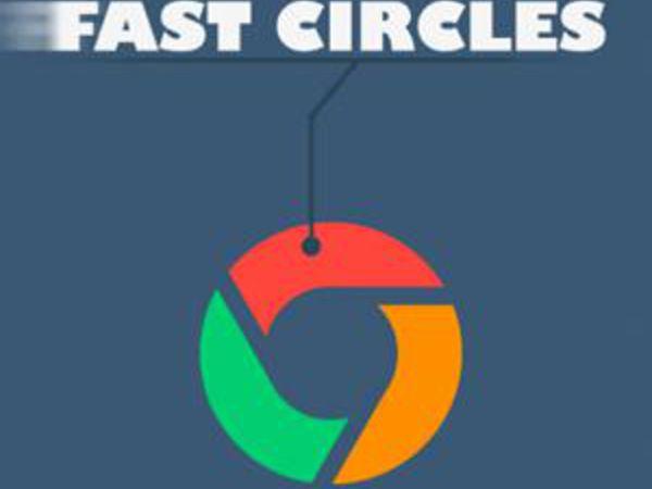 Bild zu Action-Spiel Fast Circles