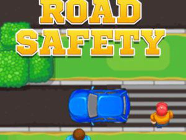 Bild zu Klassiker-Spiel Road Safety - Blood Free
