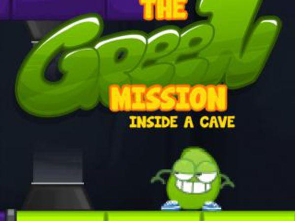 Bild zu Geschick-Spiel Die grüne Mission