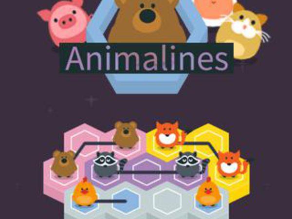 Bild zu Denken-Spiel Animalines