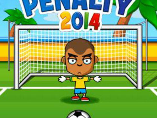 Bild zu Neu-Spiel Elfmeter Brasilien