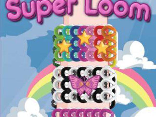Bild zu Mädchen-Spiel Super Loom: Triple Single