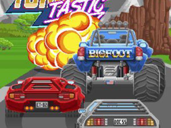 Bild zu Rennen-Spiel Turbotastic