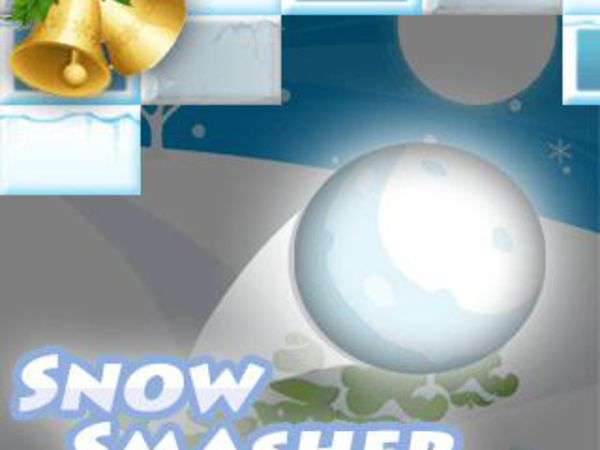 Bild zu Geschick-Spiel Snow Smasher