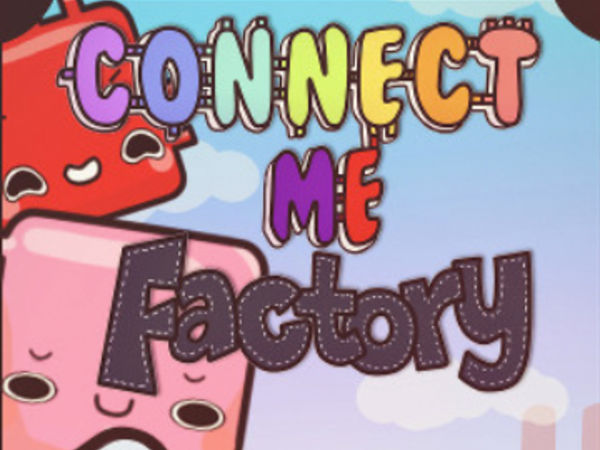Bild zu Denken-Spiel Connect Me Factory