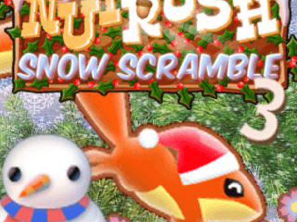 Bild zu Neu-Spiel Nut Rush 3 - Schneegestöber