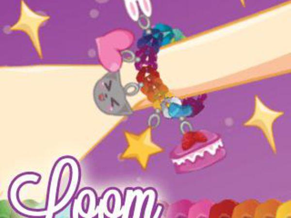 Bild zu Mädchen-Spiel Super Looms: Fischgräte