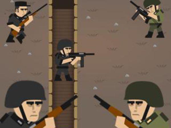 Bild zu Strategie-Spiel Tiny Rifles