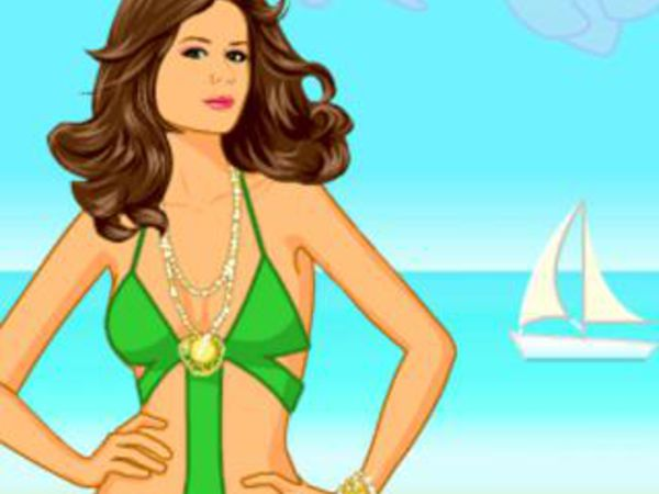 Bild zu Mädchen-Spiel Beach Beauty