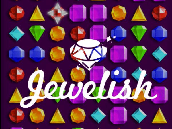 Bild zu Neu-Spiel Jewelish