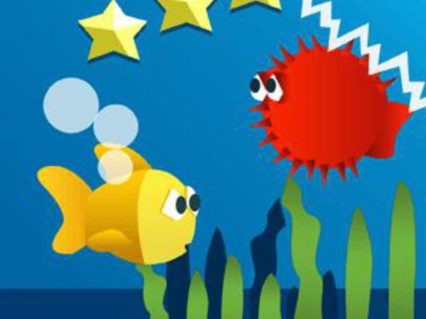Bild zu Geschick-Spiel Flinker Fisch