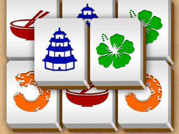Bild zu Denken-Spiel Mahjong Relax