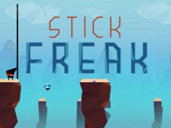 Bild zu Action-Spiel Stick Freak