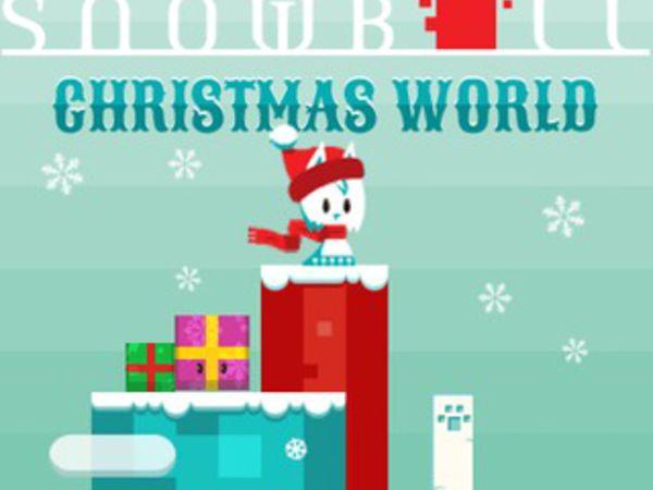 Bild zu Denken-Spiel Snowball Christmas World