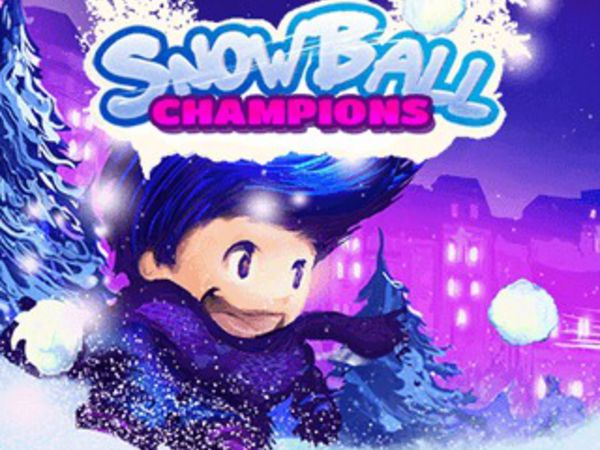 Bild zu Action-Spiel Snowball Champions