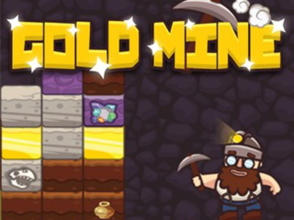Bild zu Action-Spiel Gold Mine