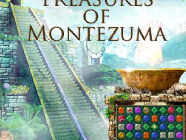 Bild zu Klassiker-Spiel Treasures of Montezuma 2