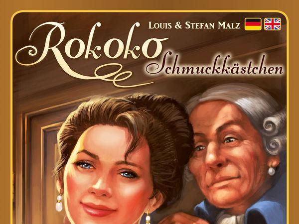 Bild zu Alle Brettspiele-Spiel Rokoko: Schmuckkästchen