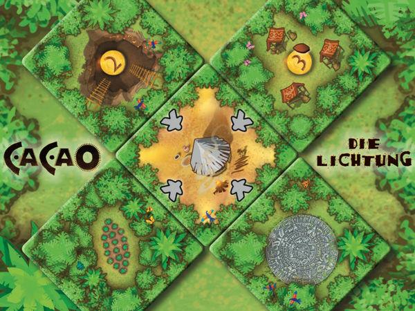 Bild zu Alle Brettspiele-Spiel Cacao: Die Lichtung