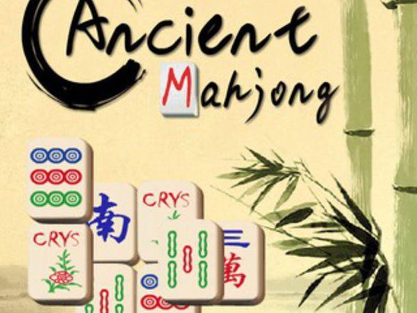 Bild zu Neu-Spiel Ancient Mahjong