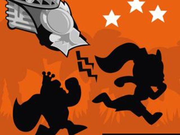 Bild zu Geschick-Spiel Kiba & Kumba: Shadow Run